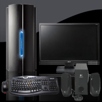 Blackhawk Desktop System